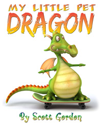 My Little Pet Dragon by S.E. Gordon